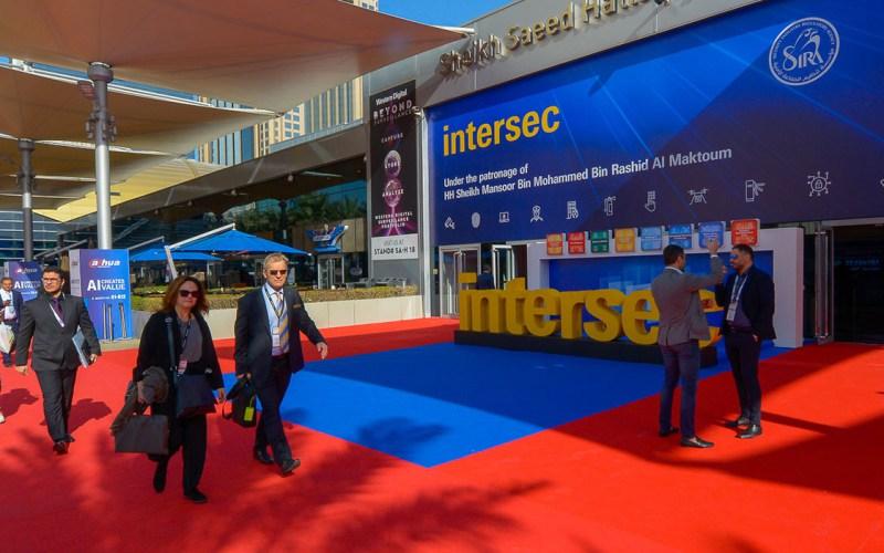 Targi INTERSEC Dubai 2019